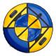 Санки-ватрушка Globus Tube 110 (110 см) (чехол без камеры)