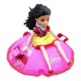 Санки-ватрушка для кукол Yukon Игрушка (25 см)